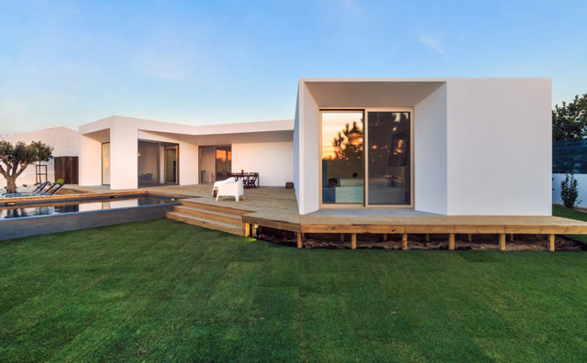 Trwanie budowy domu jest nie tylko fantastyczny ale również niesłychanie niełatwy.